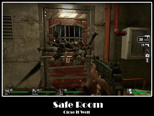 Saferoom Dunia Gamer